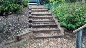 Comment construire un escalier de jardin ?