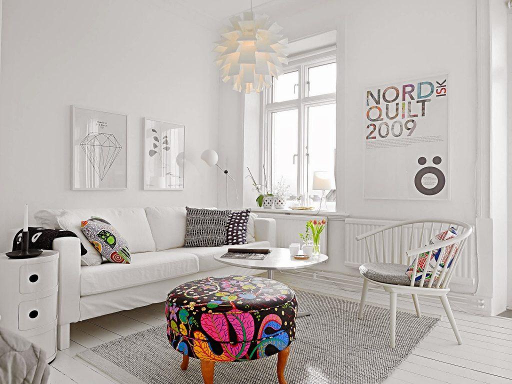 quels meubles pour am nager un petit salon 1000 d cos. Black Bedroom Furniture Sets. Home Design Ideas