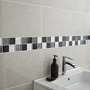 Carrelage en mosaïque dans votre salle de bain