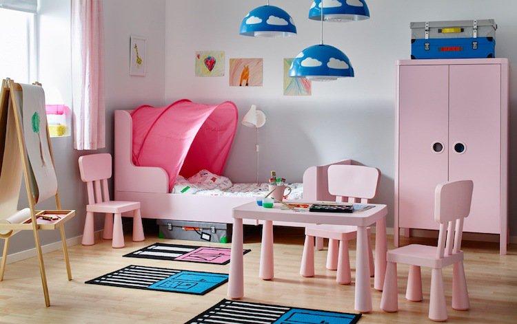 Tout savoir sur la décoration de chambre d'enfant