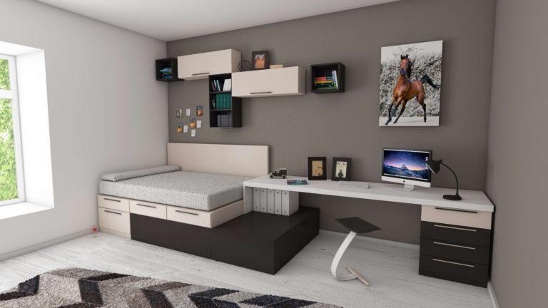 5 astuces pour agrandir visuellement un petit salon