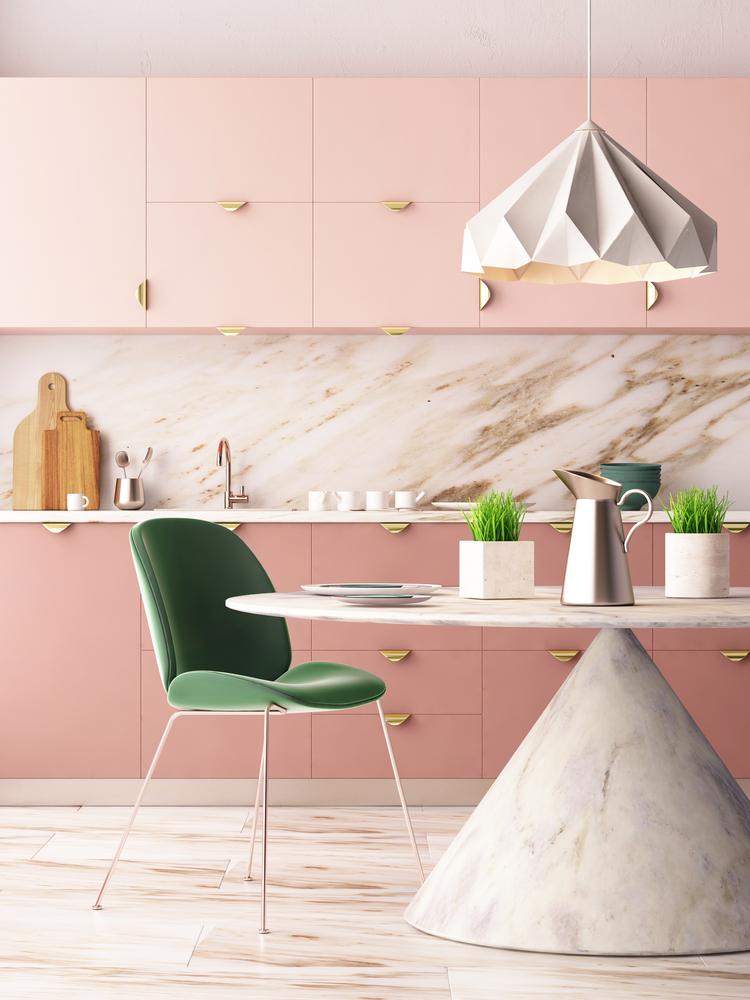 Peinture : Tendance déco des couleurs pastel sur les murs