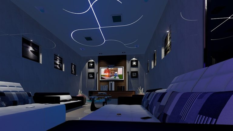 Embellir son intérieur avec des LED