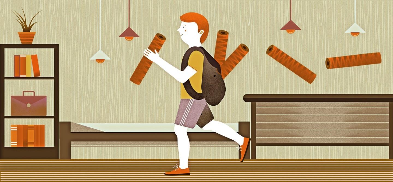 Papier peint: nos conseils pratiques pour bien choisir