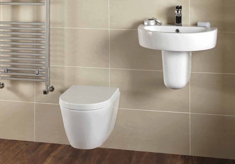 Confort du wc suspendu