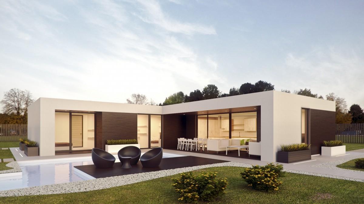 Création de maison en 3D