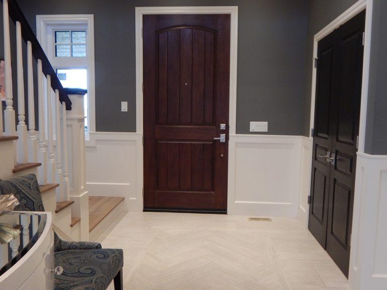 5 types de portes pour l'intérieur de votre maison