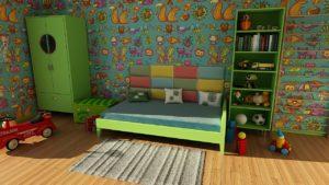 Les règles à respecter pour l'aménagement d'une chambre d'enfant