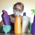 Les risques liés à l'usage de produits chimiques chez soi