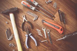 Bricolage : les indispensables aux bricoleurs